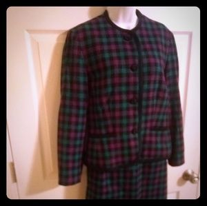 Vintage Ladies 2-Piece Suit PENDLETON